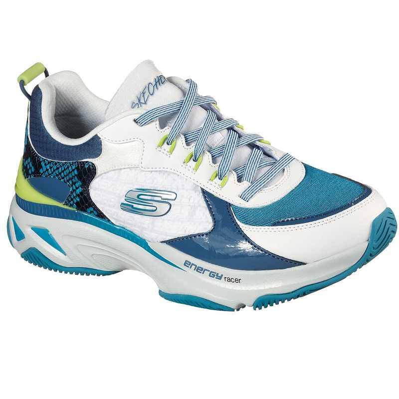 Tenis-Skechers-Energy-Racer-Oh-So-Cool-color-Blnaco-talla-35-para-Mujer
