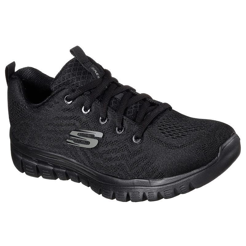 Tenis-Skechers-Graceful-Get-Connected-color-Negro-talla-35-para-Mujer